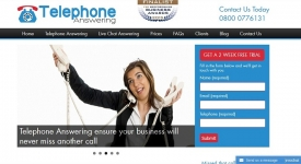 telephone-answering-website